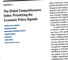 The Global Competitiveness Report 2008-2009